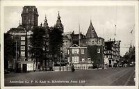 Amsterdam Niederlande Nederland Holland ~1930 Kade Schreiertoren Stadt Gebäude