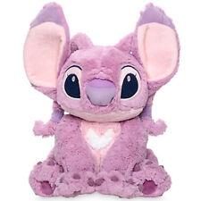 NEW Official Disney Lilo & Stitch 37cm Medium Pink Angel Soft Plush Toy