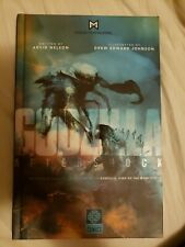 Godzilla Aftershock by Arvid Nelson (English) Hardcover Book Free Shipping!