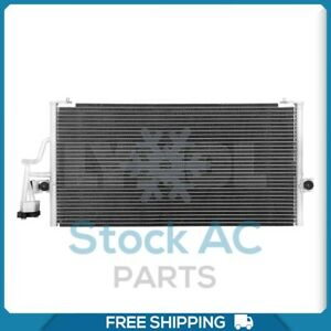 New A/C Condenser for Mitsubishi Mirage - 1997 to 2002 - QL