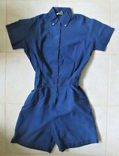 Vtg. 1960's 1970's Teen Girls' Moore Gym Suit Sz 10 Euc For Display/Collection