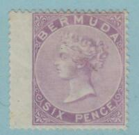 BERMUDA 5 MINT HINGED OG * NO FAULTS EXTRA FINE !