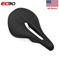 EC90 Carbon Bicycle Saddle MTB Road Bike 123g Ultralight Saddle Seat Cushion USA