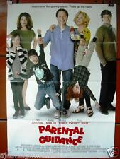 Parental Guidance {Billy Crystal} 40X27 Original Int. Folded Movie Poster 2012