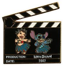 Disney Clapboard Series   (Lilo & Stitch)   LE 500 VHTF
