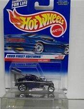 """1999 HOT WHEELS FIRST EDITIONS #11 """"FIAT 500C"""""""
