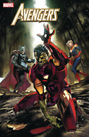 Avengers #33 Benjamin Marvel Zombies Var Marvel Comics Jason Aaron Preorder