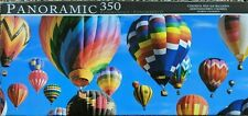 """""""Colorful Hot Air Balloons"""" 350-Piece Jigsaw Puzzle - Sealed"""