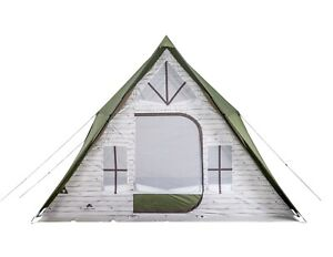 Camping Tent 12 Person Cabin A Frame Rainfly Sleep Over Camp Outdoor Shelter
