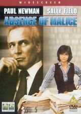 Absence of Malice DVD 1981 2001