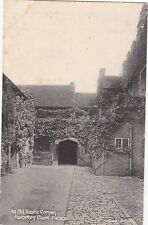 An Old Rustic Corner, Hampton Court Palace, Nr TEDDINGTON, Middlesex