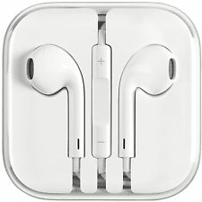 Original OEM Apple Earpods Earphones work iPhone 6S 6 5 5S 4S with Remote & Mic