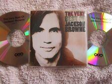 Jackson Browne – The Very Best Of Jackson Browne WARNER  2x CD Album Set