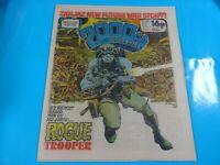 vintage Prog 228 2000 AD comic uk Rogue trooper 1st app High grade  Comic book