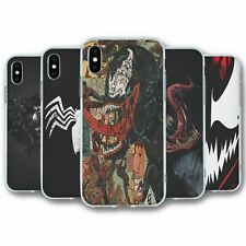 For iPhone XS MAX Silicone Case Cover Marvel Venom Collection 1