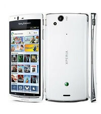 Sony Ericsson XPERIA arc S LT18i 1GB - 8MP - Android Unlocked Smartphone White