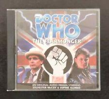 Doctor Who - The Fearmonger  (CD-Audio) - Sylvester McCoy