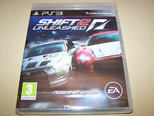 SHIFT 2 Unleashed... Need for Speed... PS3 ** Nuovo e Sigillato **