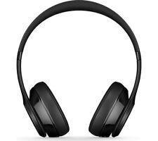 BEATS BY DR DRE Solo 3 Wireless Bluetooth Headphones - Gloss Black (Mnen2zm/A)
