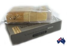 NEW Shannon Tenor saxophone reeds bB 10 piece of packaging