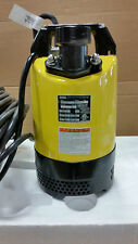 "Wacker Neuson Model PS2  500 2"" Submersible Pump 110 Volt"