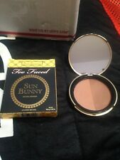 NIB Too Faced Sun Bunny Natural Bronzer (Full Size) - $30 R/T