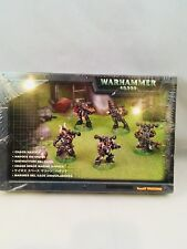 War Hammer Chaos Havocs Sealed 2002