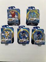 "Sonic The Hedgehog CHAO Knuckles Tails 2.5"" Mini Figure JAKKS Pacific Lot of 5🔥"