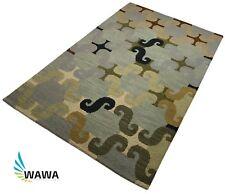 Designer Teppich 150X240 CM Handarbeit ~ 100% Wolle - Handgetuftet Loop MH871