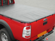 Ford Ranger T6 2012 on Super Cab Hooked Tonneau Cover