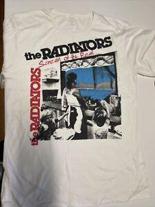 The Radiators Music T-Shirt Original 1983