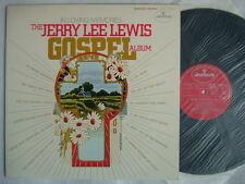 PROMO RED LABEL / JERRY LEE LEWIS GOSPEL ALBUM