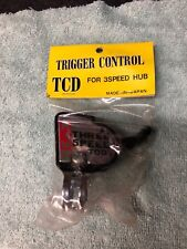 3 SPEED TRIGGER CONTROL FIT SCHWINN & MANY OTHER BIKES MADE IN JAPAN