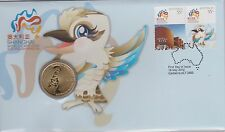 Australia Stamps 2010 Shanghai World Expo Kookaburra Bird $1 PNC