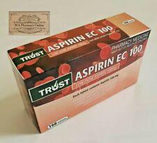 Trust Aspirin EC 100mg 168 Tablets