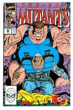 NEW MUTANTS #88(4/90)2nd CABLE(X-FACTOR)RUSTY/SKIDS JOIN(NM/NM+)CGC IT(LIEFELD)!