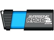 Patriot Memory 256GB Supersonic Rage 2 USB 3.0 Flash Drive, Speed Up to 400MB/s