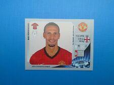 Figurine Panini Champions League 2012-13 2013 n.519 Rio Ferdinand Manchester Utd