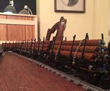 Lego Custom Train Logger Car