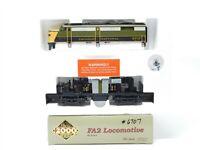 HO Proto 2000 8646 CN Canadian National Alco FA2 Diesel Loco #6707 - BAD GEARS