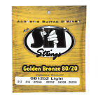 SIT a Set of 6 Coated Rust-Proof Strings Bronze Acoustic Guitar Strings for sale