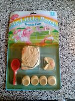 MY LITTLE PONY MLP Vintage G1 Tennis Fun Fashions Clothes Hasbro 1985 MOC