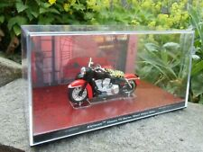 Classic Batman TV 1966 - Black Widow Bike Sidecar Model Motorcycle Batmobile