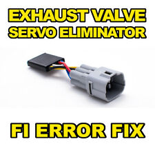 Servo Eliminator Suzuki GSXR1000 2009-2016 Exhaust Servo Valve Buddy FI Fix