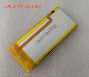 LG 2000mAh Battery Upgrade replacement for iPod Classic 6 6.5 7 Video 5 5.5 Thin