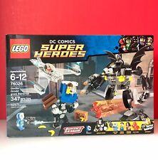 LEGO 76026 DC Comics Superheroes - Gorilla Grodd Goes Bananas - Factory Sealed