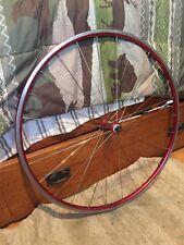 Mavic Helium Front Wheel 700c Clincher