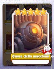 Coin Master cards carta Speciale Cuore Della Macchina