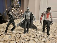 Sin City Lot Hartigan, Bloody Marv, Kevin, Black and White Figure Neca
