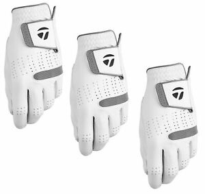 (3 PACK) Taylormade Tour Preferred Flex Men's Golf Gloves  2-3 Day Free Shipping